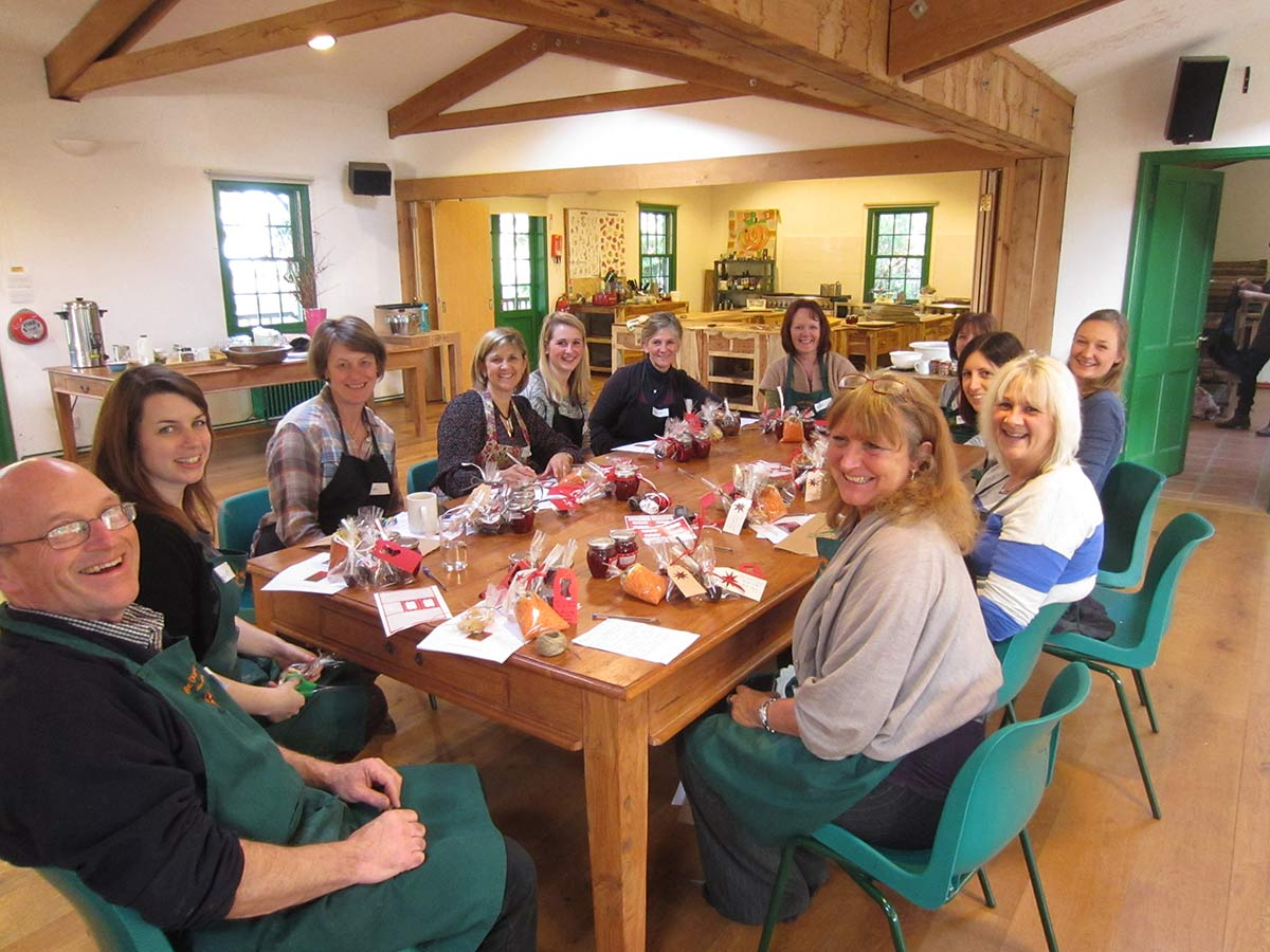 Contact Natural Cookery School