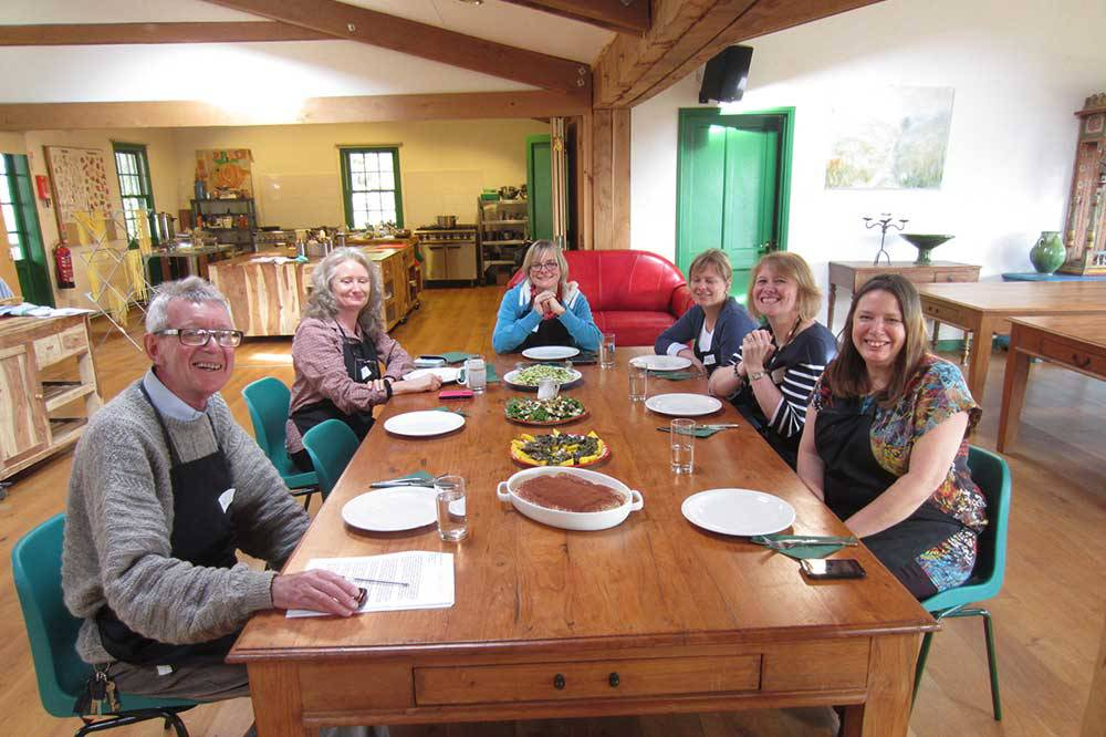 About Natural Cookery School