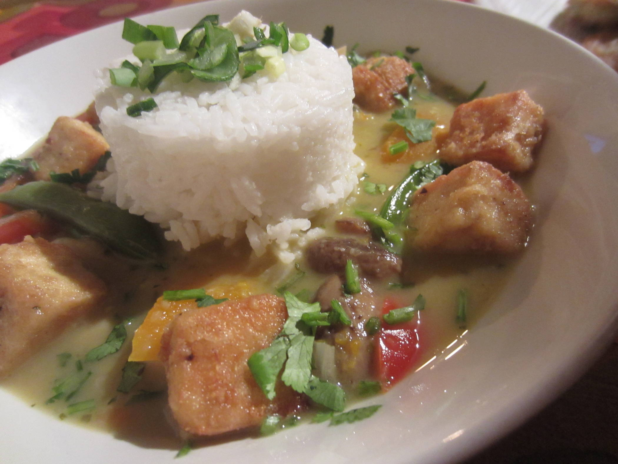 Thai Butternut Squash Curry
