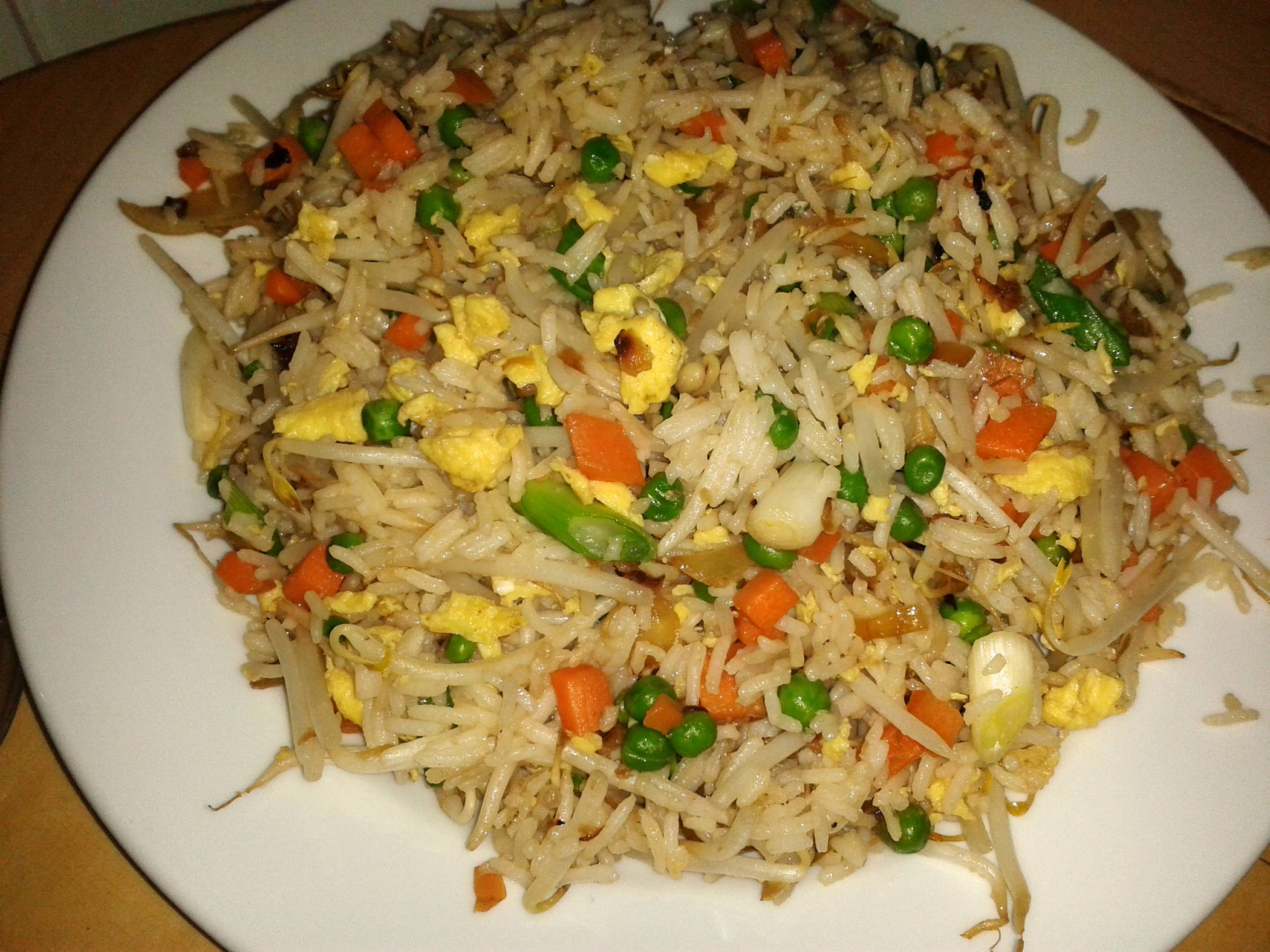 how to cook chinese rice