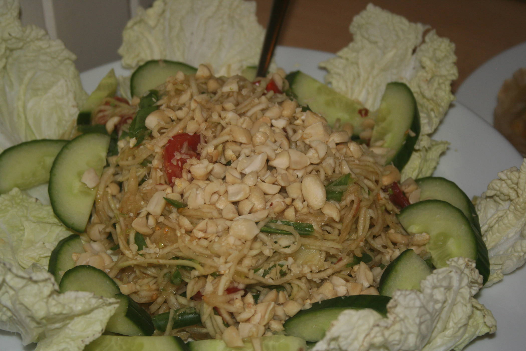 Som Tum – Thai Green Papaya Salad