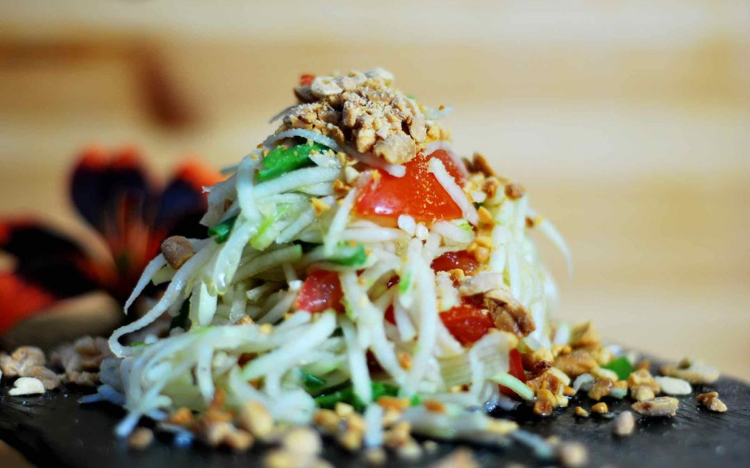 Som Tum papaya salad