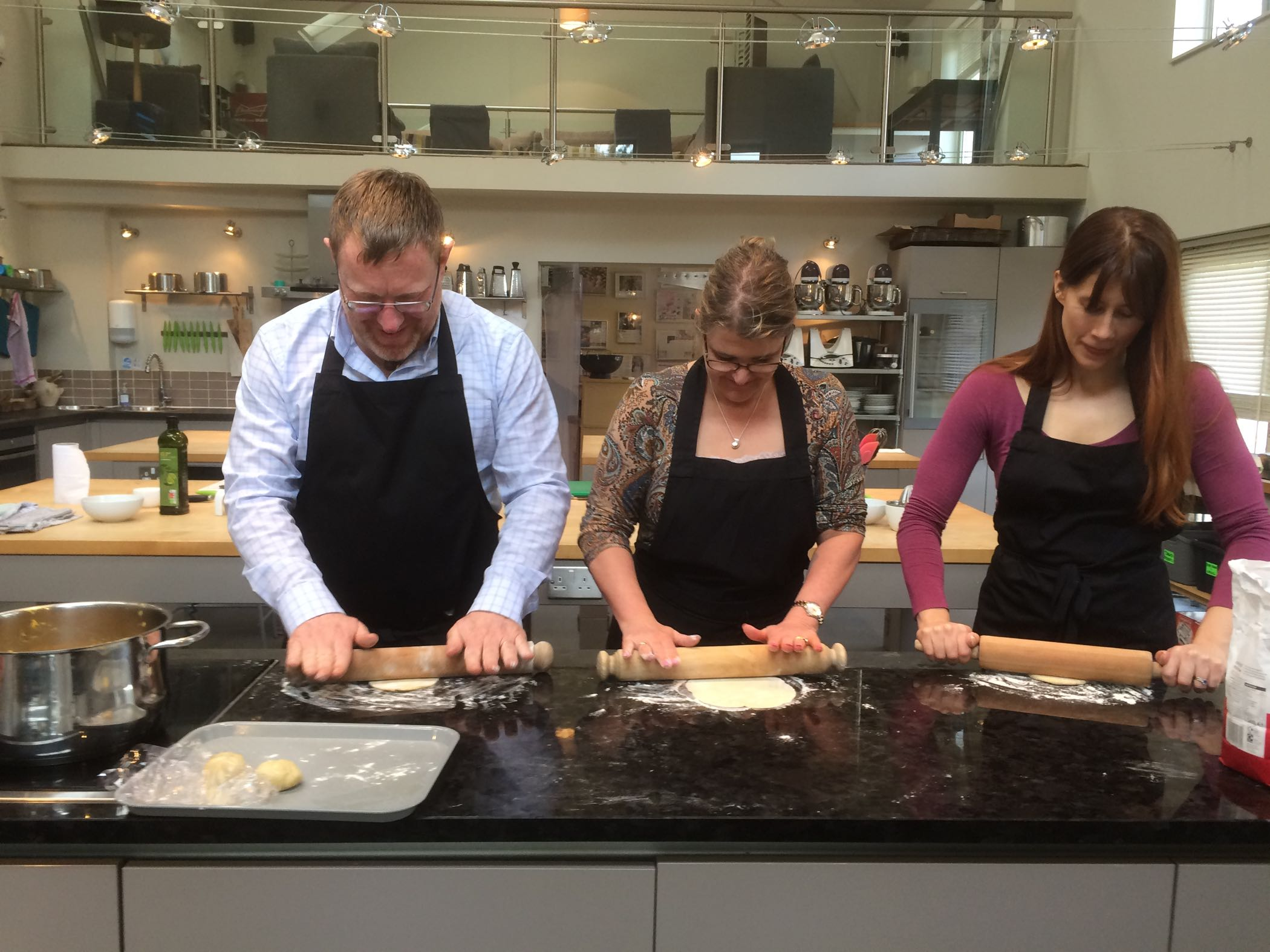 Cookery Classes Schedule