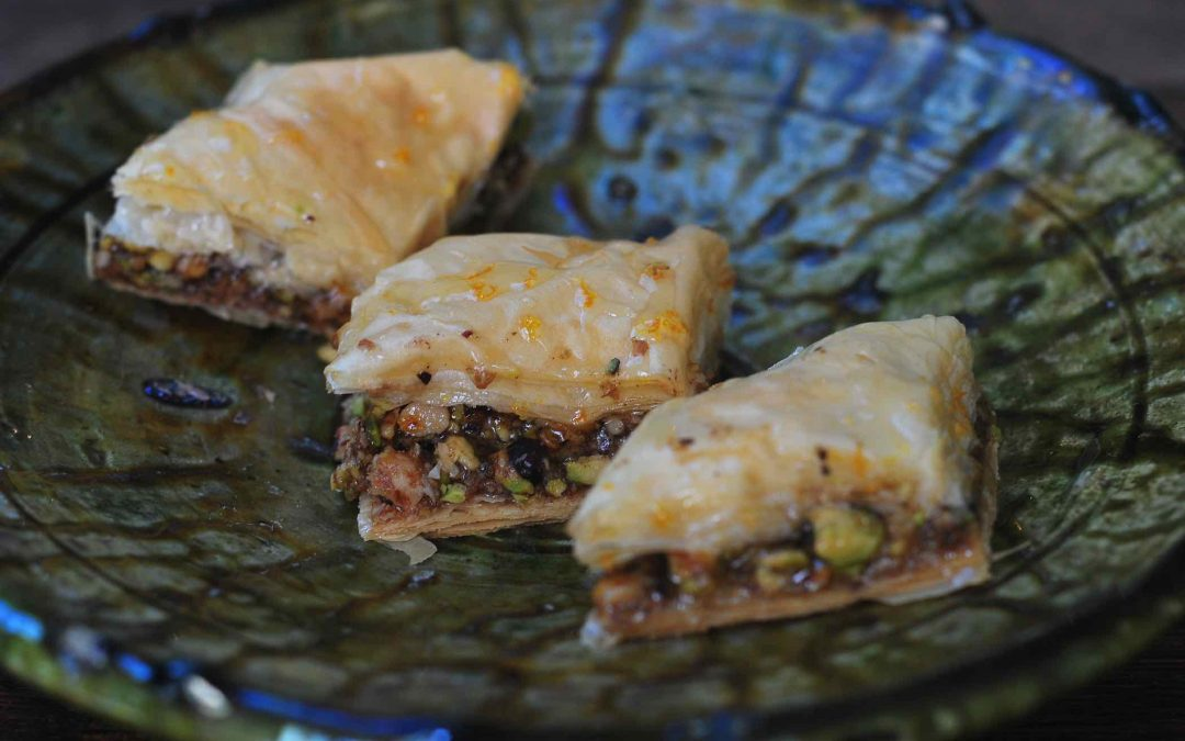 Authentic Baklava