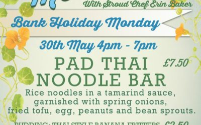 Pad Thai Noodle Bar at the Crown and Sceptre, Stroud