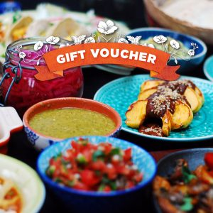 Natural Cookery School Gift Voucher via Email