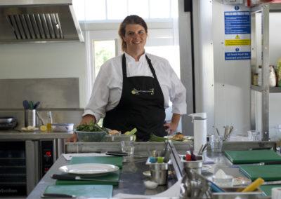 Chef Erin Baker