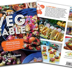 The Veg Table - Vegetarian and vegan recipes inspired by tables around the world