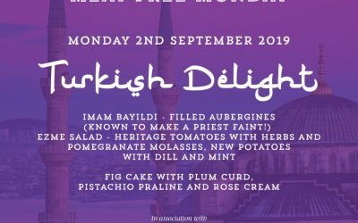 Meat Free Monday at The Royal Oak, Tetbury – copy