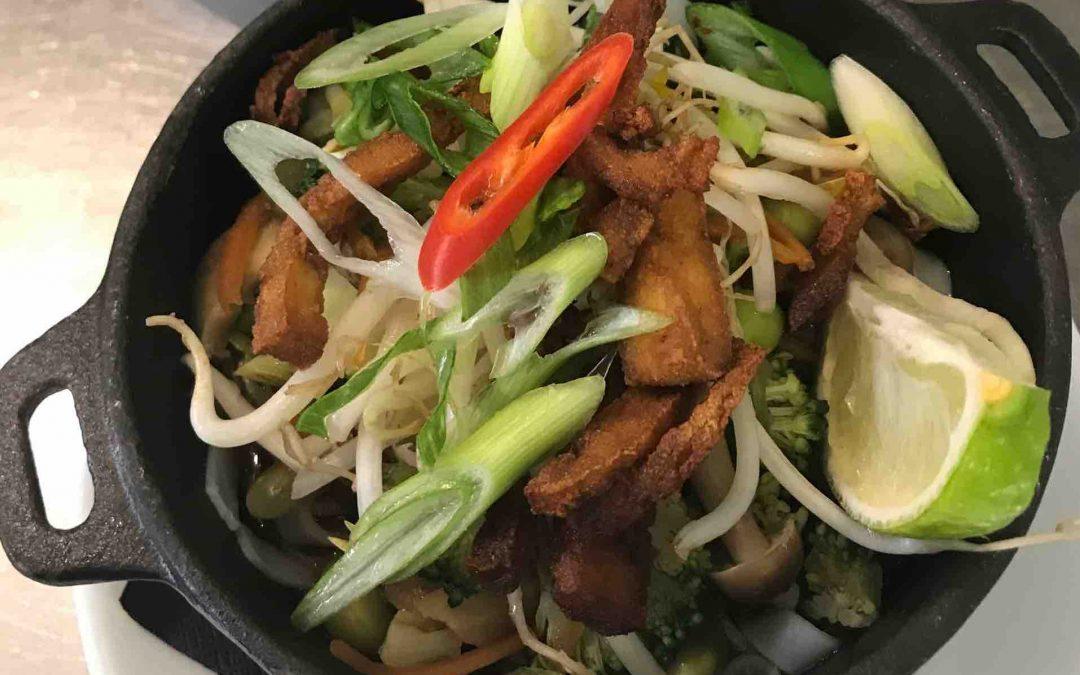 Vietnamese Pho Noodle Soup(gf)